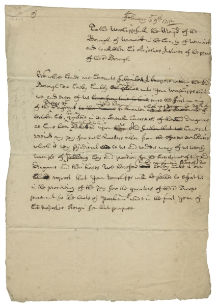 Full image of letter